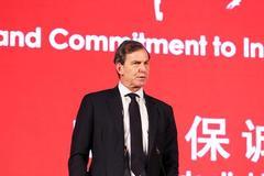 英國保誠集團CEO韋立思:中國的特殊經濟期推動行業發展