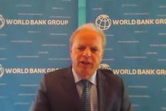世界銀行托森伯格:中國可通過內需拉動 繼續成為全球經濟火車頭