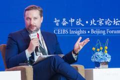英中貿易協會中國區總裁、首席代表趙湯:英國企業在中國投資的比重會越來越高