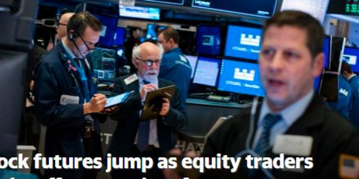 美股盘前:关注鲍威尔讲话 道指期货涨0.5%