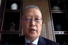 何亞非:中歐之間對話是開放的 中國也在推進多邊主義