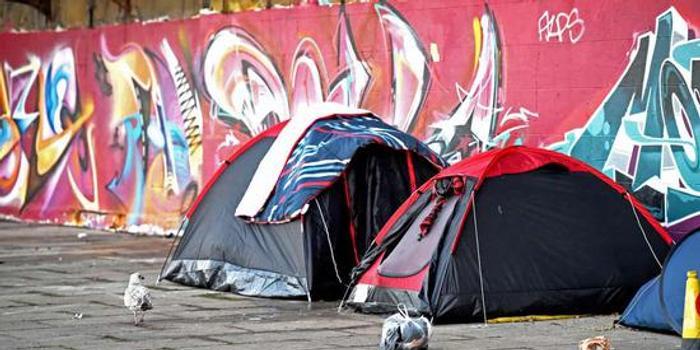 英格兰无家可归人数攀升 已达经济危机以来最高水平