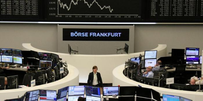 欧股收高结束两连跌 整周录得连续第六周上涨