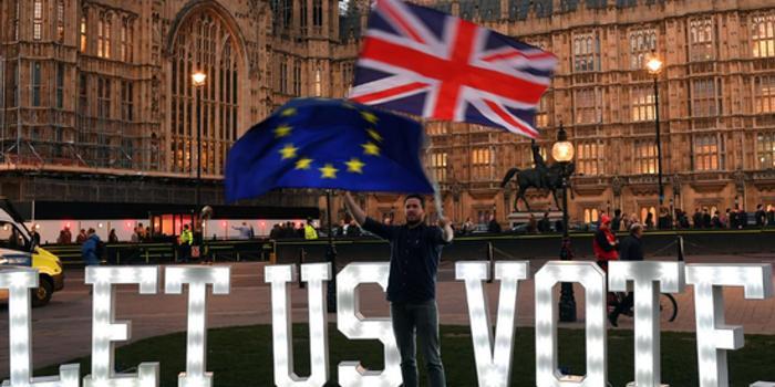 福彩双色球开奖查询_英国政府据称准备周五只表决退出欧盟协议