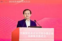 殷勇:搭建小微金融服务综合平台 加强营商环境建设