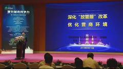 """李瑞霞:深化""""放管服""""改革 优化营商环境"""