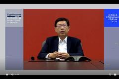 鴻海科技集團董事長劉揚偉:今年將推動公司首批生產零廢料計劃