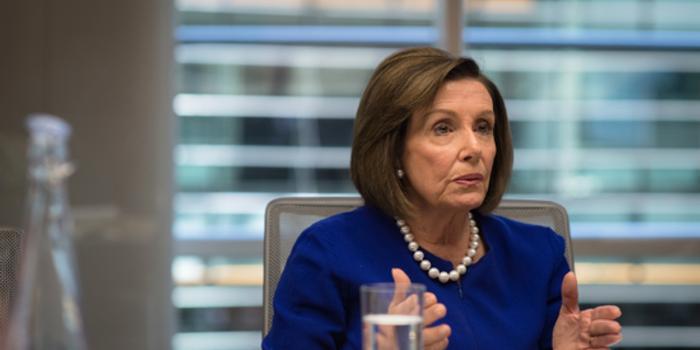 美众议长佩洛西:不必担心弹劾调查对金融市场的影响