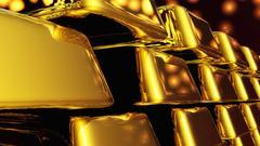 经济数据好坏参半 黄金期货价格周五收高0.6%