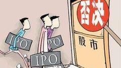 【11月29日】今天上会的三家IPO全部被否 首次0通过率
