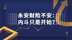 【独家】永安财险不安:内斗只是开始?