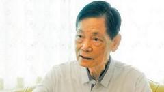 李广镇:领导发行了全国第一张股票