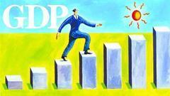 中国经济七年来首次提速 居民收入增速跑赢GDP增速