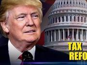 专家:高收入群体和大利益集团从美国税改中受益更多