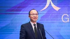 郭广昌:将用独特的复星能量为共建金融一带一路加油