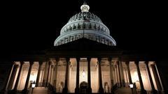 美参议院两党通过临时支出法案 结束政府停摆