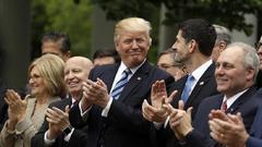 """财税专家眼中的""""真实版""""美国税改方案"""