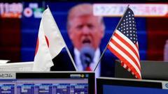 日本低调回应美国关税计划 称其出口对美有利无弊