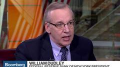 """股市下跌不过""""小意思"""" 纽约联储行长坚持加息预期"""
