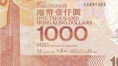 香港金管局一天两次出手 港元走弱压力料将持续