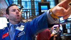 摩根大通:全球经济增长强劲 股市大跌是买入良机
