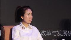 邵丽萍解析:普惠金融如何对低收入人群发挥作用