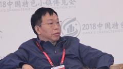 王富强建议特色小镇建设整合电影放映资源