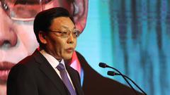 中国商业联合会常务副会长王民主持对话会