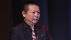 埃塞俄比亚驻华大使馆商务推广专员黄茁演讲