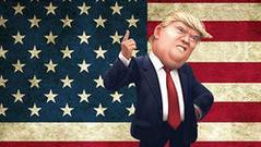 特朗普称下周将公布钢铁和铝关税细节