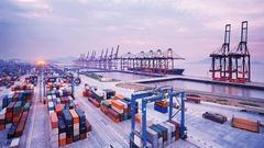 2017年我国外贸回稳向好 进出口总值增14.2%