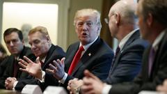 特朗普关税法案惹怒欧洲议员:全世界应联手孤立美国