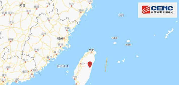 #台湾花莲5.6级地震# 未来几天台湾花莲不排除有3至5级余震