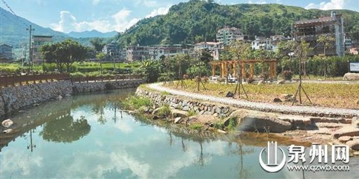 """这是昨日记者在永春县蓬壶镇看到的景象,也是市直水利系统在""""大干40天"""