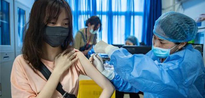 福州新冠疫苗接种量破100万!