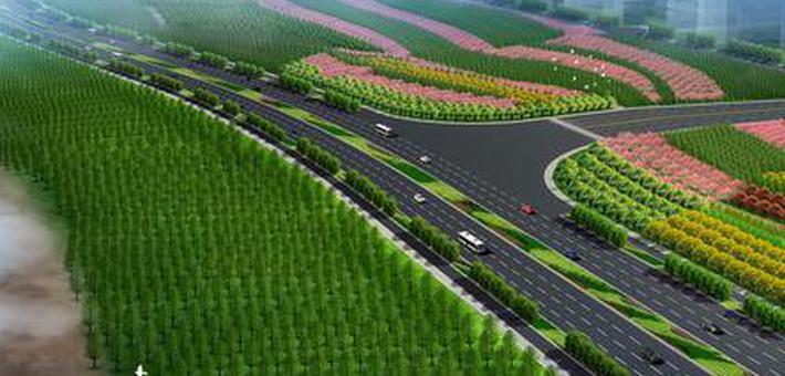 榕滨海新城打造13.8公里景观带