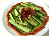 素食推荐:凉拌黄瓜