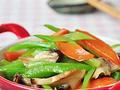 素食推荐:素炒香菇西芹