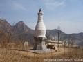 河北抚宁双龙禅院和尚寿塔