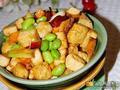 素食推荐:酱香什锦豆腐丁