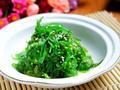 素食养生:凉拌海藻