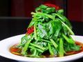 素食推荐:香拌菠菜