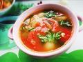 素食推荐:番茄冬瓜生菜汤