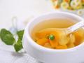 素食养生:南瓜百合梨子汤