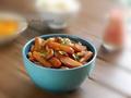 素食推荐:蘑菇烧山芋