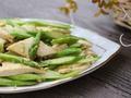 素食推荐:芦笋豆腐
