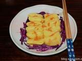 素食养生:橙香米浆卷