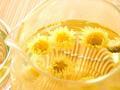 素食养生:春饮花茶
