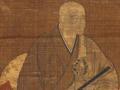 十四世纪禅画:月庵宗光禅师相