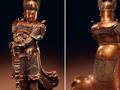 恭迎韦陀菩萨圣诞:各时期韦陀菩萨立像欣赏